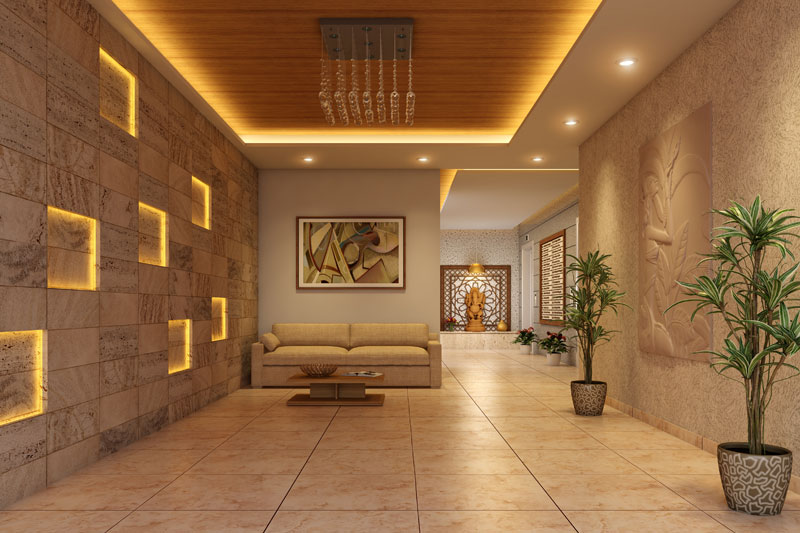 Sugam group for Foyer designs flats